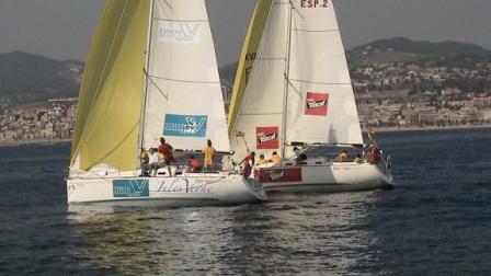 perfeccionar navegacion a vela , club de navegacion barcelona, titulacion PER