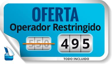 oferta Operador Restringido