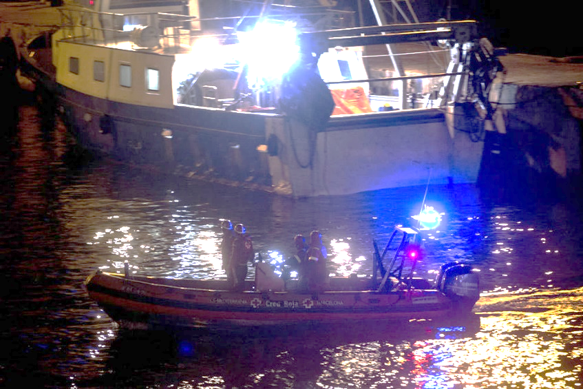 Embarcación de salvamento Lima Sierra Mediterránea