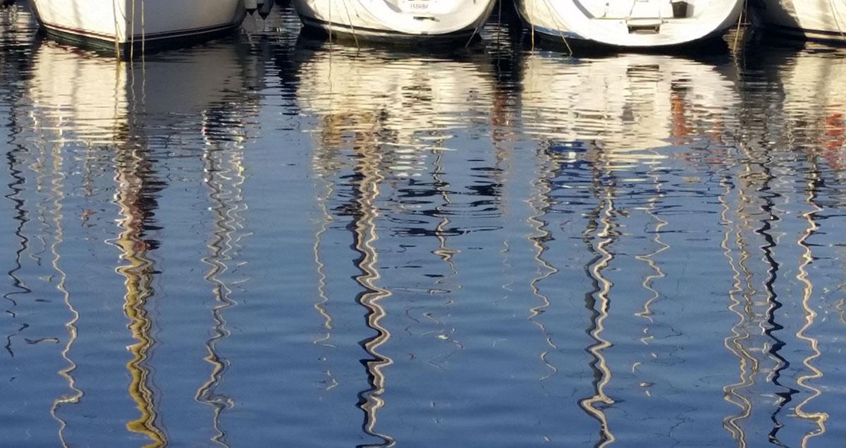 Flota propia de embarcacions de Escola Port Barcelona