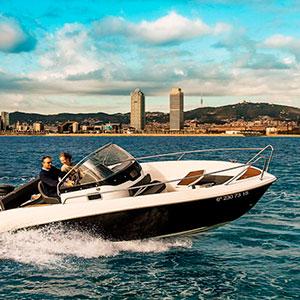 Curs Llicència de Navegació - Escola Port Barcelona