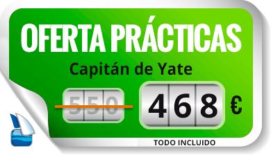 Oferta -15%  · Prácticas de Capitán de Yate - Escola Port Barcelona