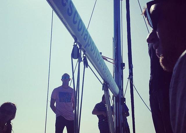 Bridge sailor - practices - FP del MAR - School Port