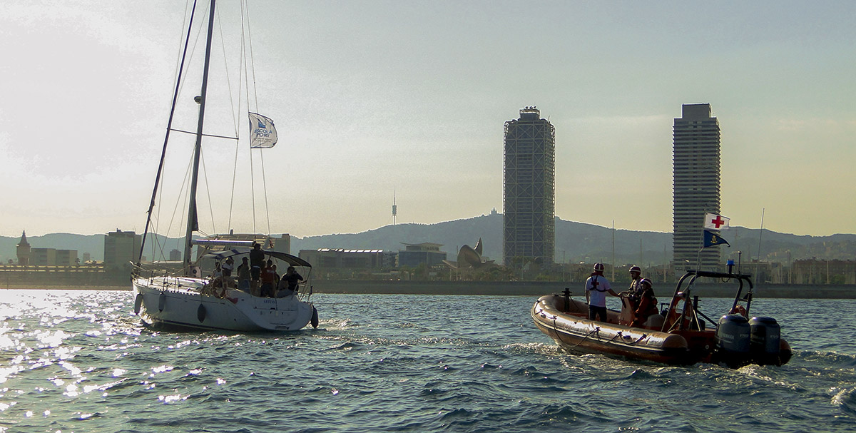 Patrón Portuario - prácticas - FP del MAR - Escola Port