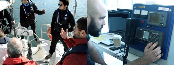 PNB Superintensivo - Prácticas a bordo MOTOR y RADIO.