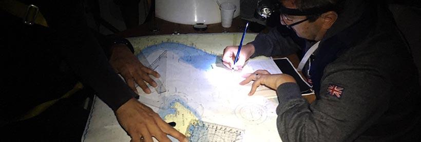 Prácticas ISLAS 24 - curso PER - Escola Port - Formación Profesional del Mar - Barcelona