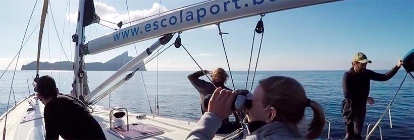 Prácticas ISLAS 48 - curso PER - Escola Port - Formación Profesional del Mar - Barcelona