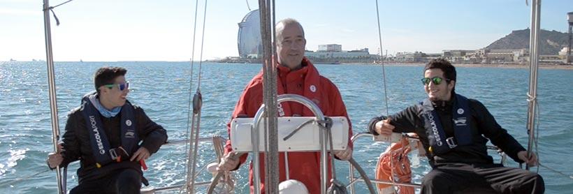 Prácticas MOTOR - curso PER - Escola Port - Formación Profesional del Mar - Barcelona