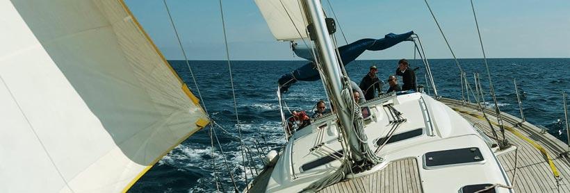Prácticas VELA - Habilita el gobierno de veleros · Escola Port