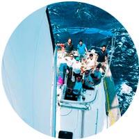 Plan CRUISE club de Navegación Escola Port