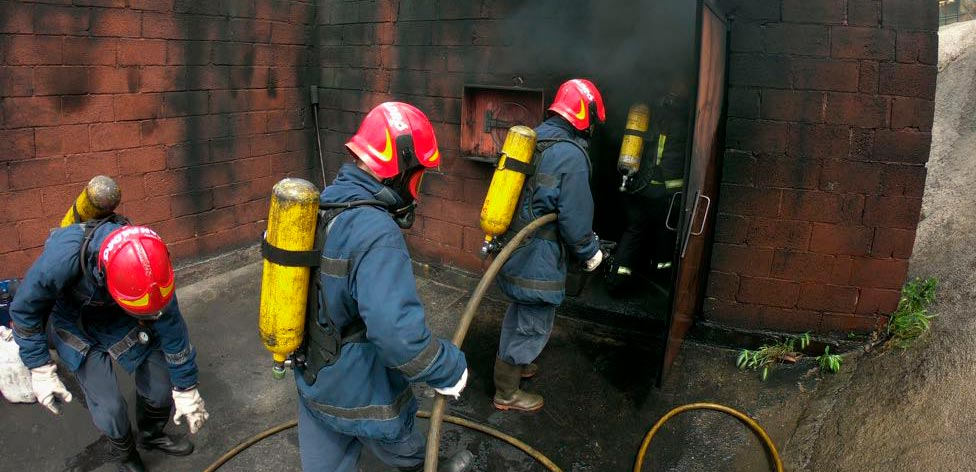 STCW - Advanced fire fighting - A-VI / 3