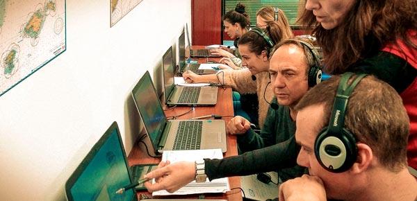 Curso STCW Operador restringido del SMSSM - Escola Port - Barcelona