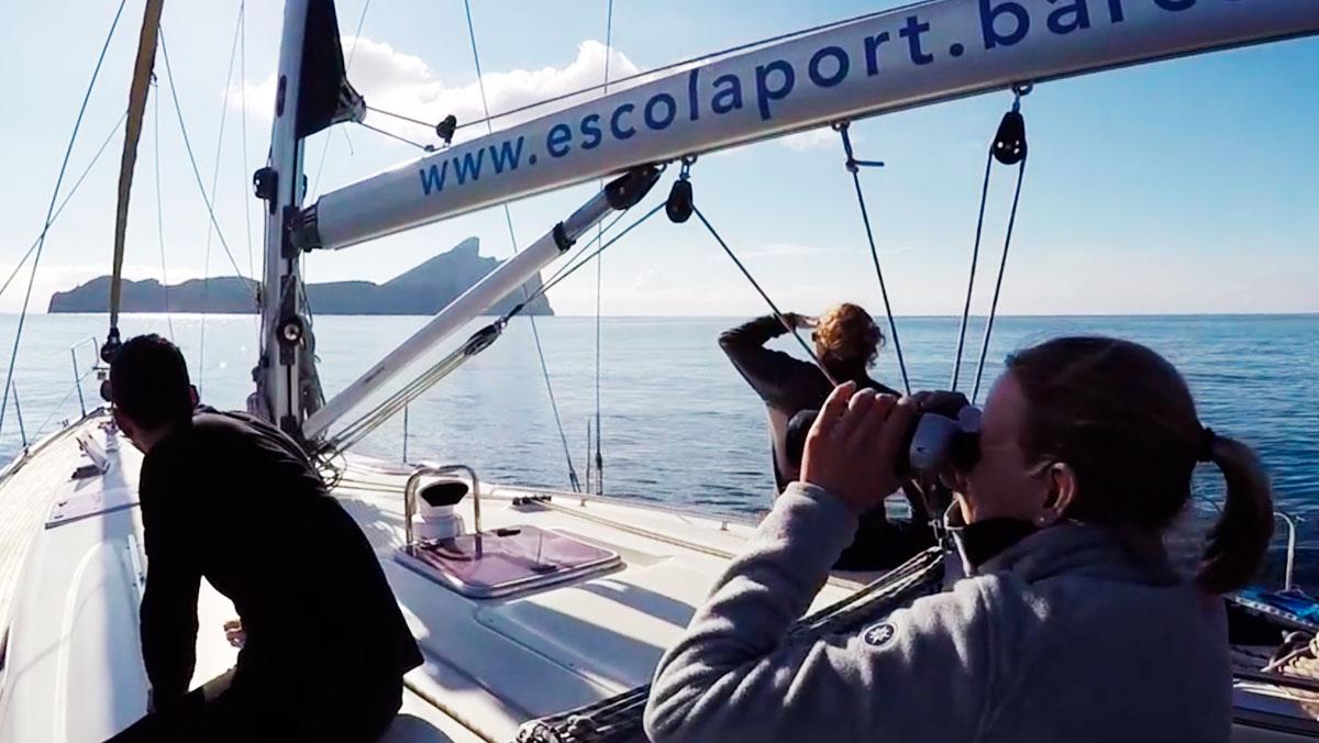 Curso PER - Patrón de Embarcaciones de Recreo - Escola Port - Barcelona