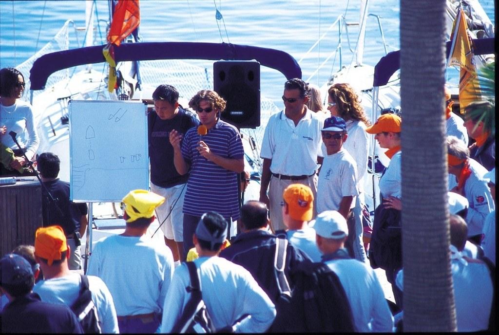 Incentivos y todo tipo de eventos náuticos - Escola Port - Barcelona