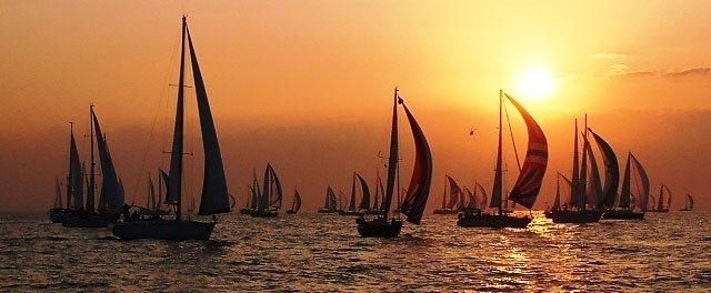 sunset escola port navegació