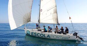 Club de navegación de Escola Port