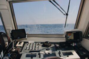 radio a bordo
