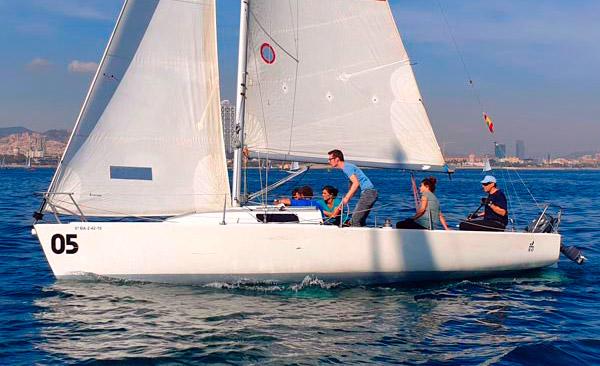 CY PRO -  Escola Port - Embarcaciones de socorrismo en playas