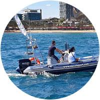 Plan MOTOR club de Navegación Escola Port