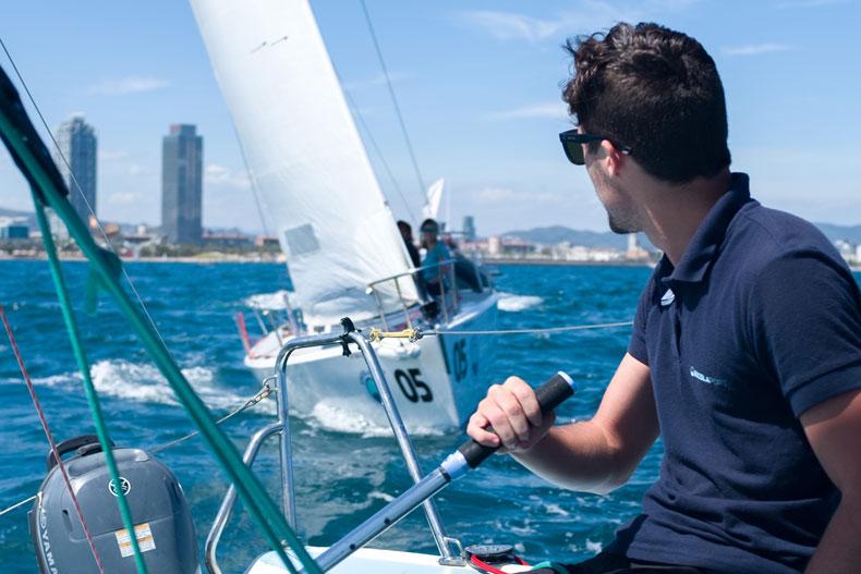 Club de navegación Escola Port