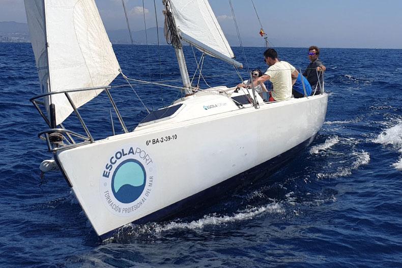 Curs de navegació a vela bàsic