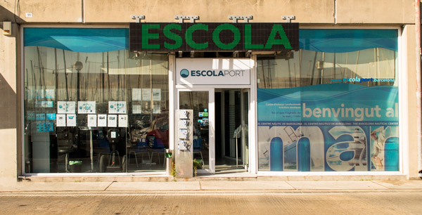 Escola Port. Port Olímpic